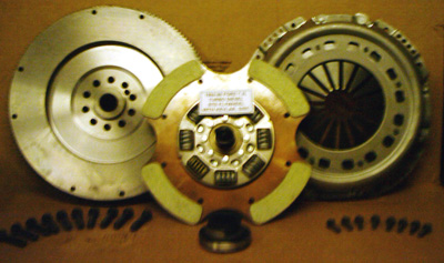 Remanufactured Clutch Kits