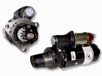 Heavy duty Starters and Alternators are available and in stock for trucks and cars .