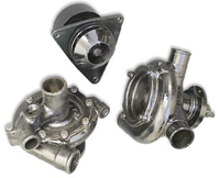 Water pumps for older vehicles, discontinued or obsolete vehicles, and machinery are not a problem.