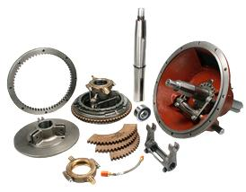 Off-Road and Industrial Clutches - HR Clutch